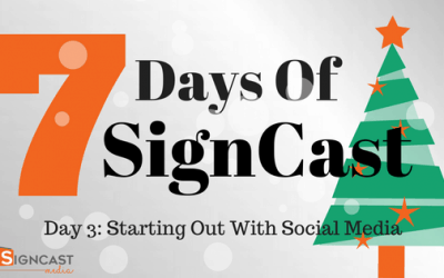 Day 3: Starting Out With Social Media
