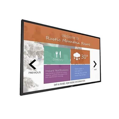 touchscreen rental toronto