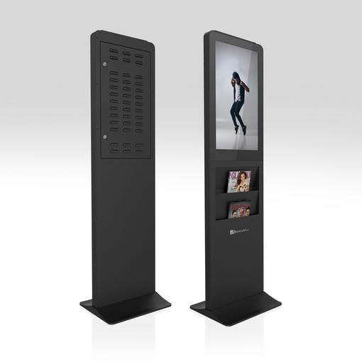 """27"""" digital-kiosk"""